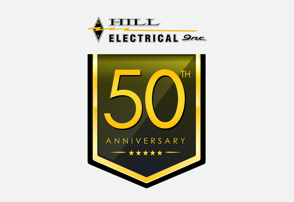 Hill Electrical Receives Honors